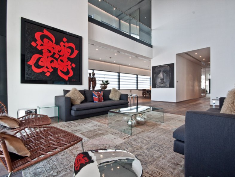 Penthouse available for sale in The Index Tower, DIFC
