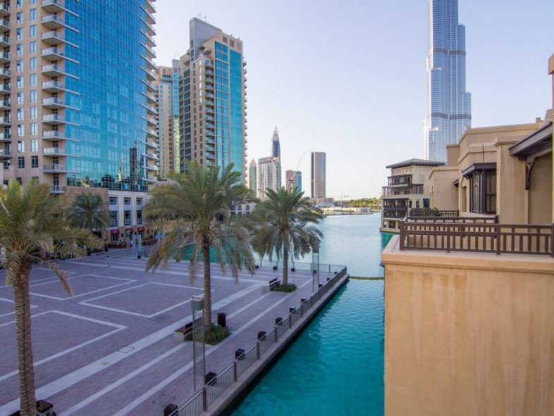 Rare townhouse in Downtown Island, Dubais most prestigious address