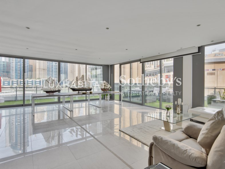 Apartment available for sale in Silverene, Dubai Marina