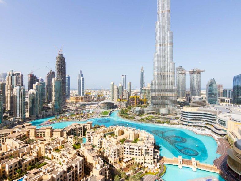 Apartment in Downtown Dubai