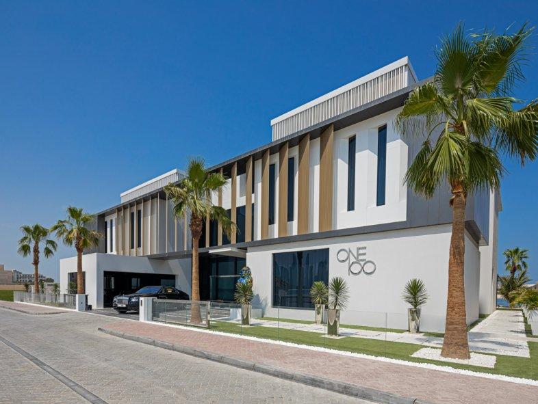 ONE100 Ultra Luxury Beach Mansion