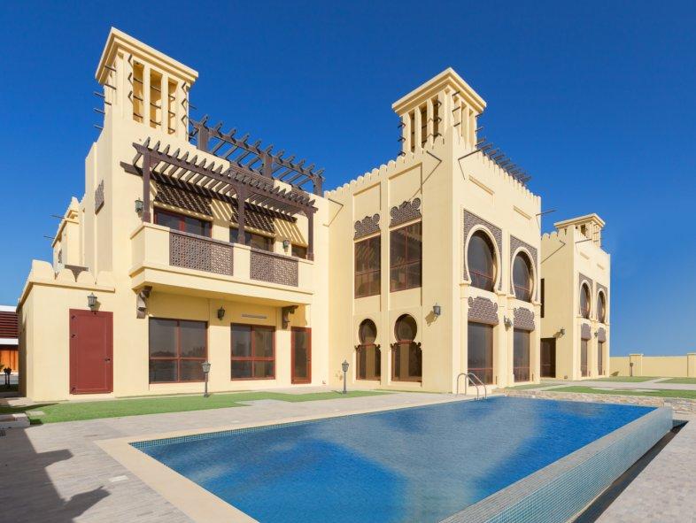 Villa in Palm Jumeirah