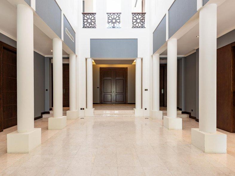 Villa available for sale in Bromellia, Al Barari