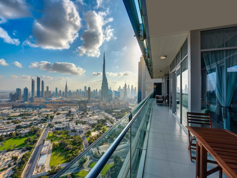 Apartment in DIFC