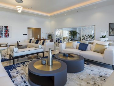 5BR Penthouse | Elite Residence | Full Sea View