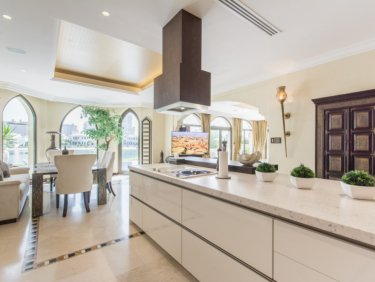 Fully Upgraded Villa   Converted Into 3 Rooms