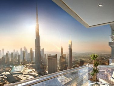 Pay 25% To Move In | 3 Bed | Burj & Fountain View
