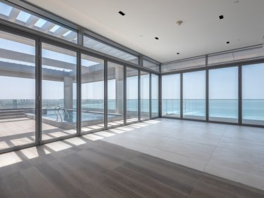 Beautiful Penthouse | Stunning Views | Bluewaters