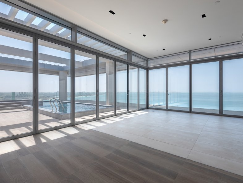Penthouse in Bluewaters Island