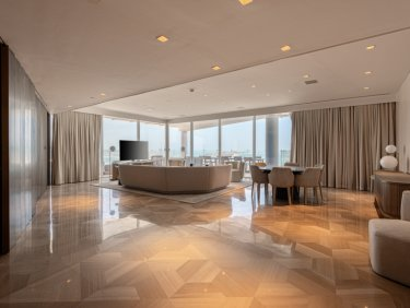 Stunning | 3 bed + Maids Penthouse | FIVE Palm