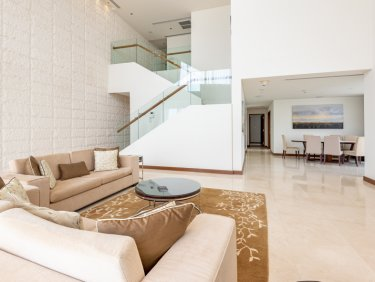 Largest Penthouse | High Floor|Exclusive