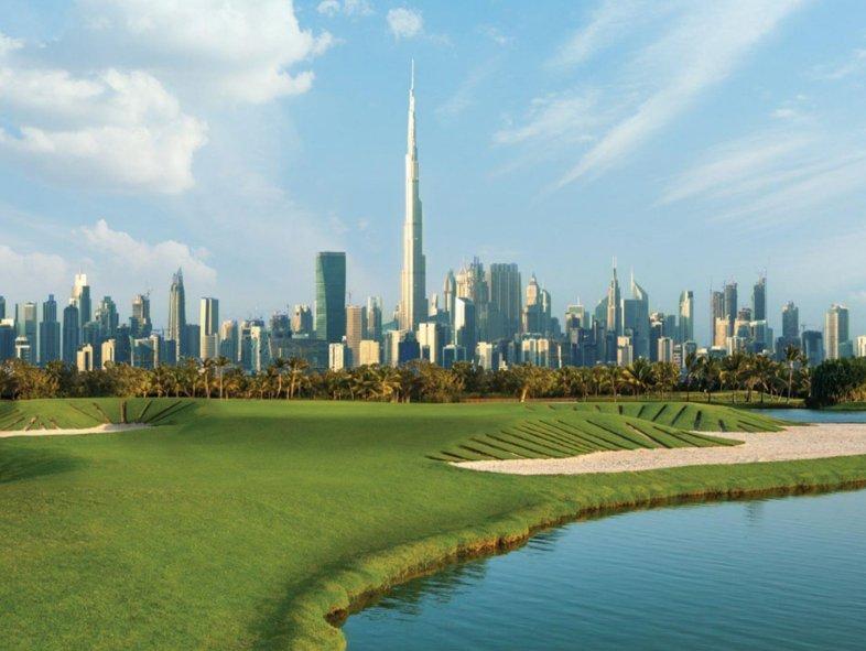 Plot in Dubai Hills