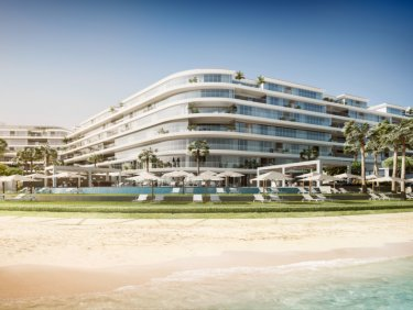 3 Bedroom In W Residences Dubai | The Palm