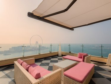 One Of A Kind 4BR Smart Penthouse | Rimal 4