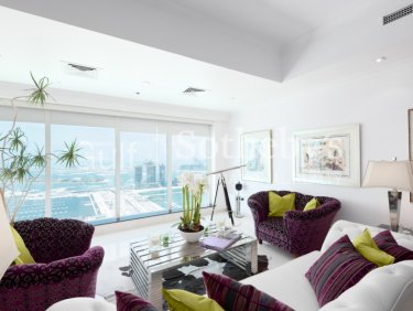 State of the art apartment in Emirates Crown