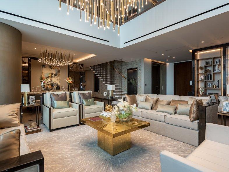 Duplex in Palm Jumeirah