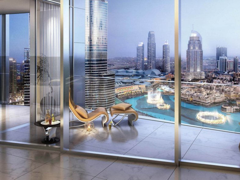 Unavailable Apartment in Il Primo, Downtown Dubai