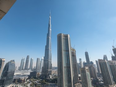 Burj Khalifa View Iconic Address Skyview