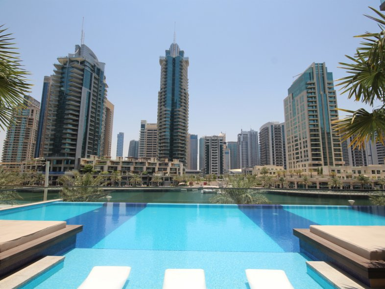 Apartment in Dubai Marina