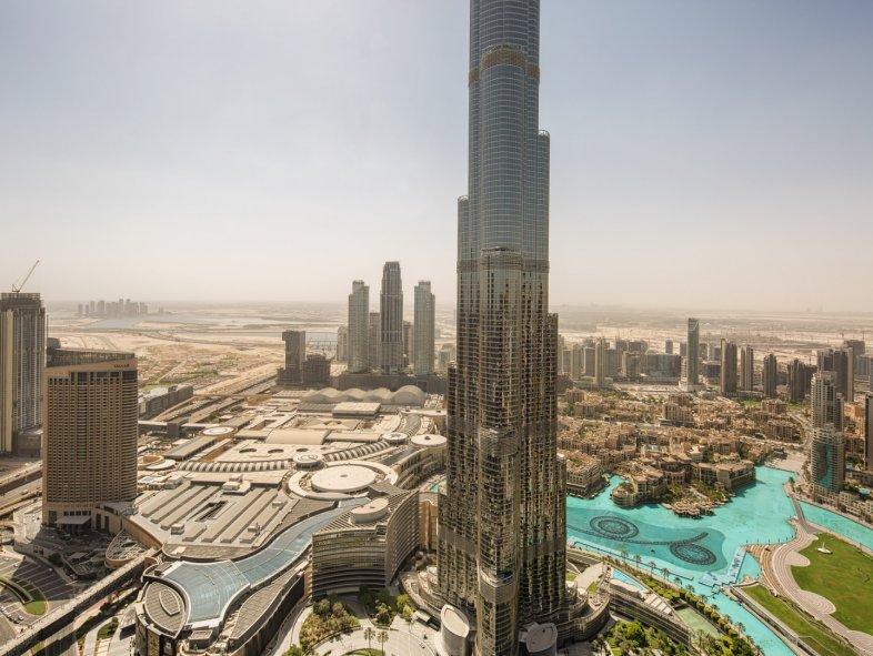 Penthouse in Downtown Dubai