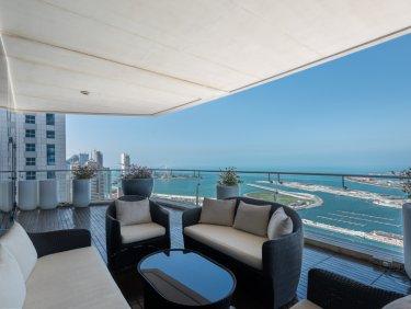 Ultra-modern 5 bedroom Full Floor Royal Penthouse