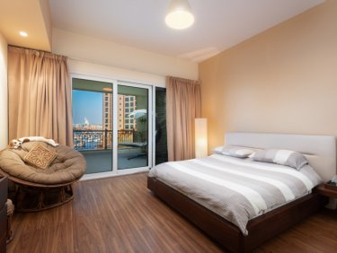 Sea View Apartment in Prime Palm Jumeirah Building