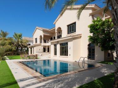 Fully upgraded villa on Palm Jumeirah
