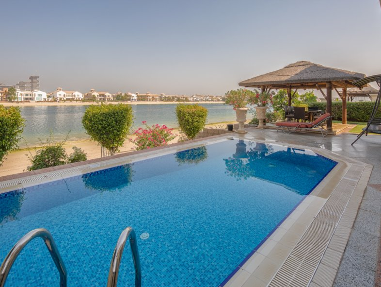 Villa in Palm Jumeirah