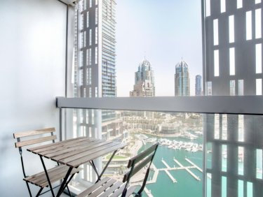 Chic apartment in Cayan Tower | 5.3% ROI