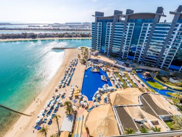 Fully upgraded penthouse apartment on Palm Jumeirah
