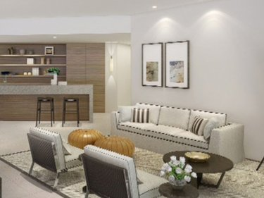 3 Bed Apartment in Vida Residence - Sky collection