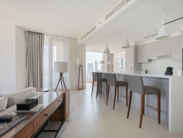 Prime Location | Burj View | Modern and Furnished
