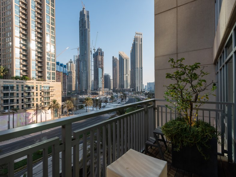 Duplex in Downtown Dubai