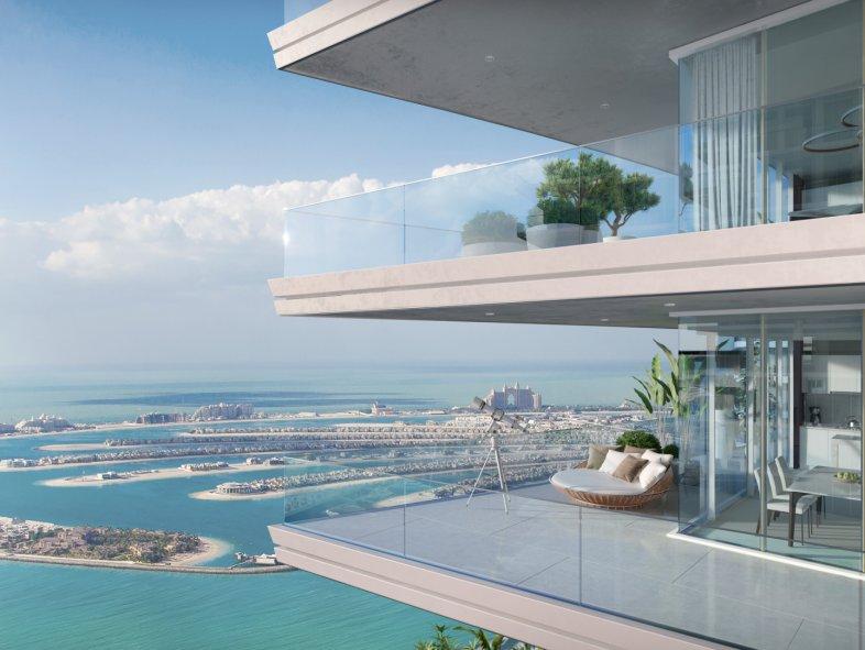 Penthouse in Dubai Harbour