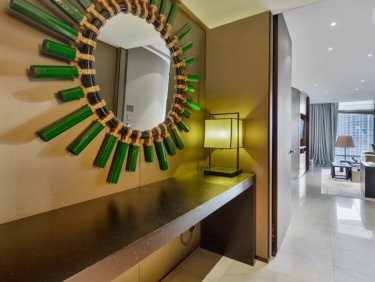 Luxury designer apartment in Downtown Dubai