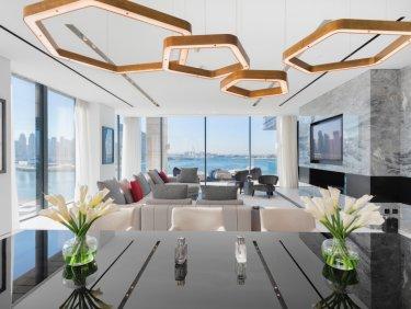 Luxury penthouse apartment on Palm Jumeirah