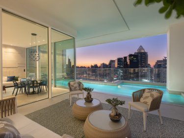 Penthouse for sale in The Hills