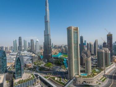 Spectacular Burj View | High Floor | 05 Series