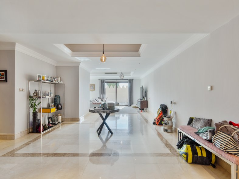 Attached townhouse in Palm Jumeirah