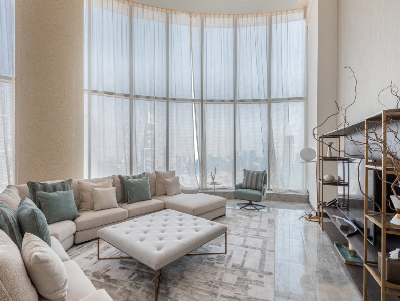 Penthouse available for rent in The Address Dubai Mall, Downtown Dubai