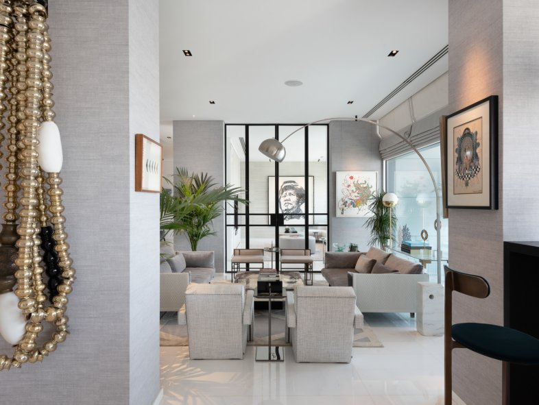 Duplex available for sale in The Index Tower, DIFC