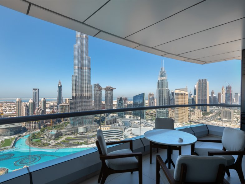 Apartment available for sale in The Address Downtown, Downtown Dubai